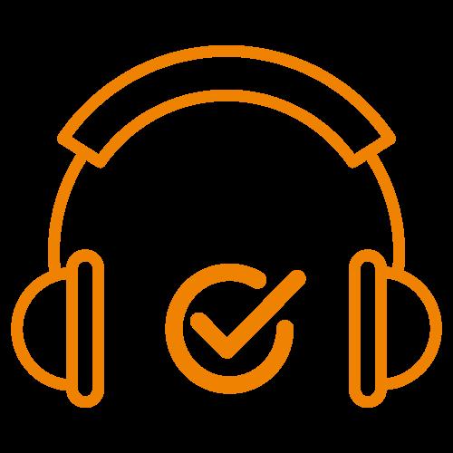 Headphone Quality Check Icon